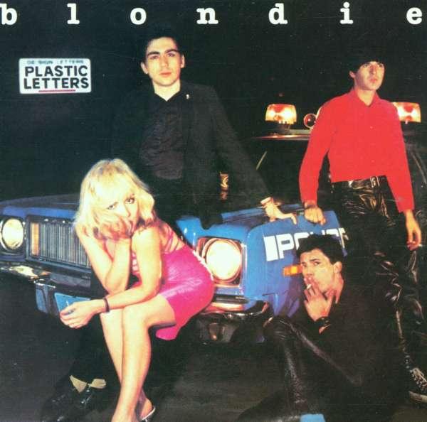BLONDIE - Plastic Letters - CD