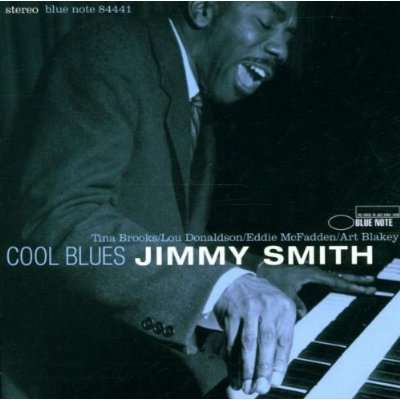 JIMMY SMITH - Cool Blues - CD