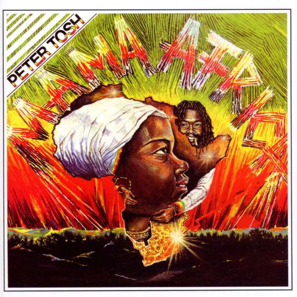 PETER TOSH - Mama Africa - CD