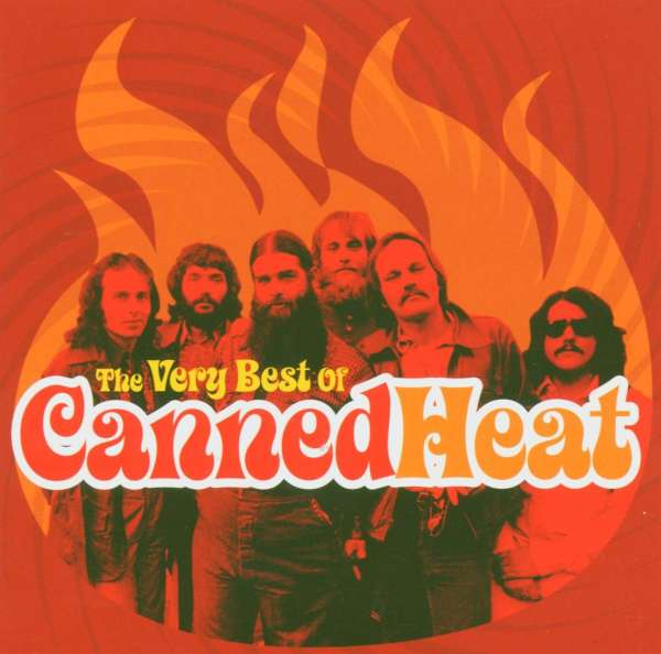 CANNED HEAT - The Very Best Of Canned Heat - CD