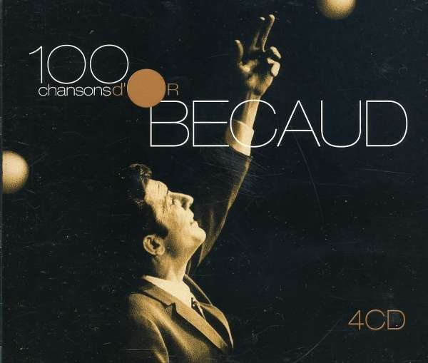 BECAUD - 100 Chansons d'Or - CD x 4