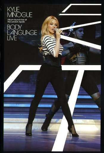KYLIE MINOGUE - Body Language Live
