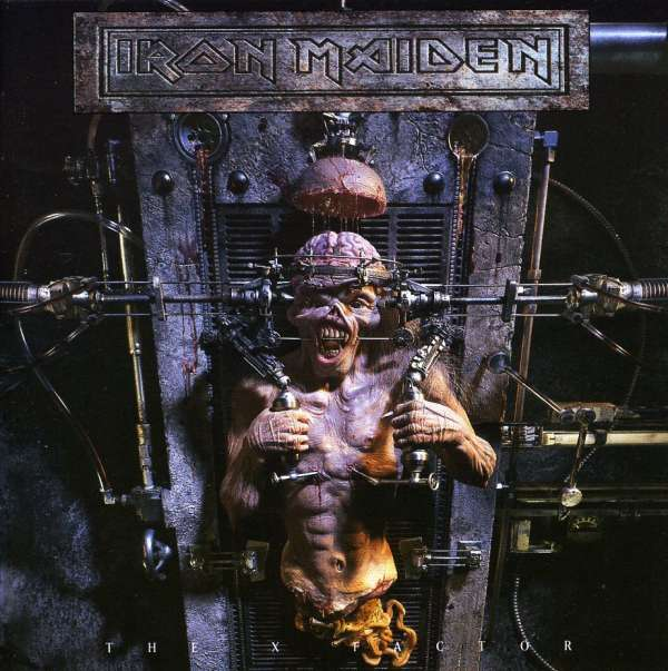 IRON MAIDEN - The X Factor - CD