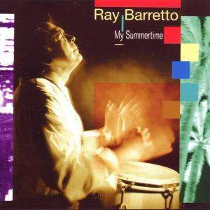 My Summertime Cd - RAY BARRETTO/MY SUMMERTIME CD