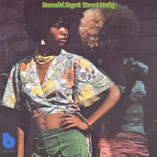 DONALD BYRD - Street Lady - CD