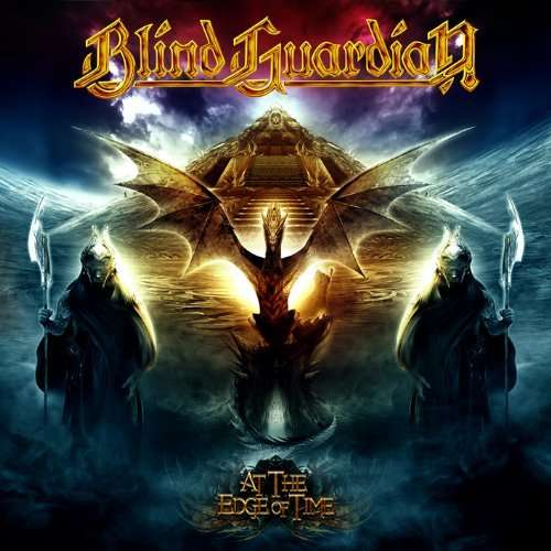 BLIND GUARDIAN - At The Edge Of Time - CD x 2