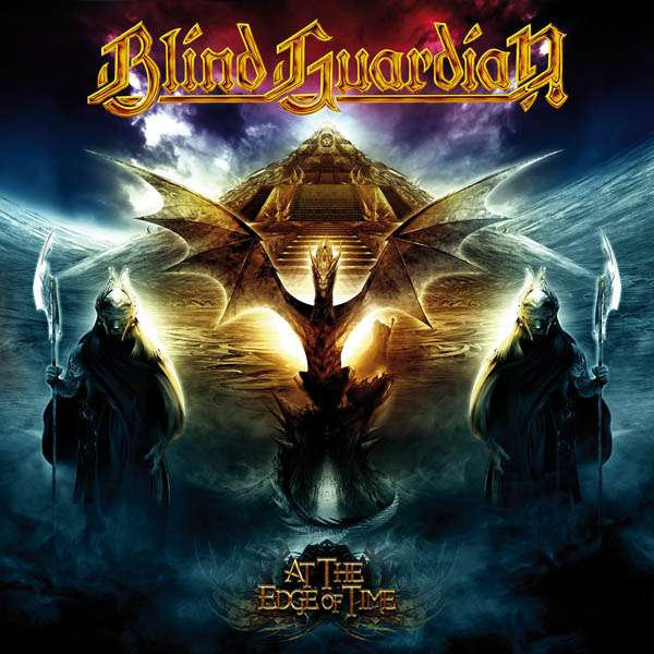 BLIND GUARDIAN - At The Edge Of Time - CD