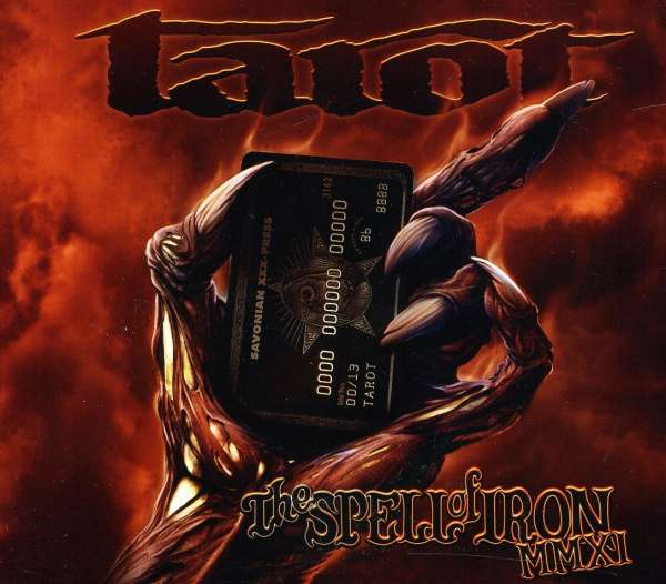 TAROT - The Spell Of Iron MMXI - CD