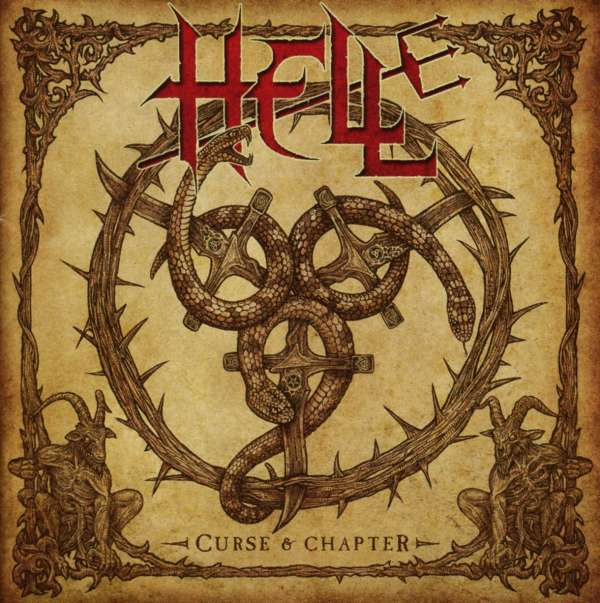 HELL - Curse And Chapter - CD