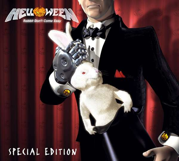 HELLOWEEN - Rabbit Don't Come Easy - CD