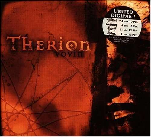 THERION - Vovin - CD