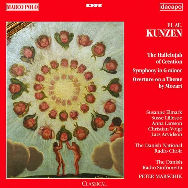 Friedrich Kunzen (1761-1817) 0730099977029