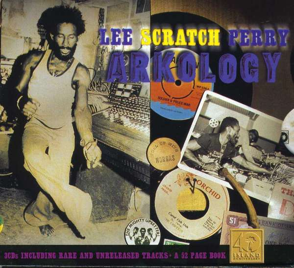LEE SCRATCH PERRY - Arkology - CD x 3