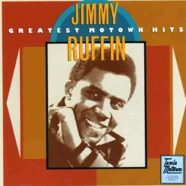 JIMMY RUFFIN - Greatest Motown Hits - CD