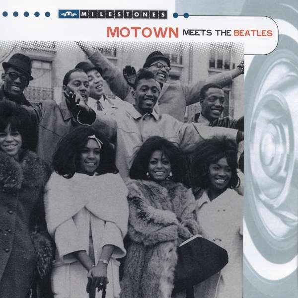 VARIOUS - Motown Meets The Beatles - CD