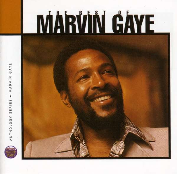 MARVIN GAYE - The Best Of Marvin Gaye - CD x 2