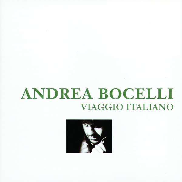ANDREA BOCELLI - Viaggio Italiano - CD