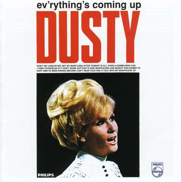 DUSTY SPRINGFIELD - Ev'rything's Coming Up Dusty - CD