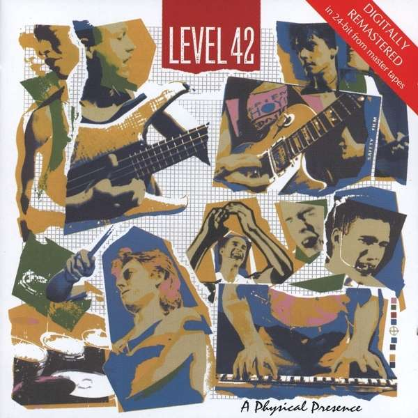 LEVEL 42 - A Physical Presence - CD x 2