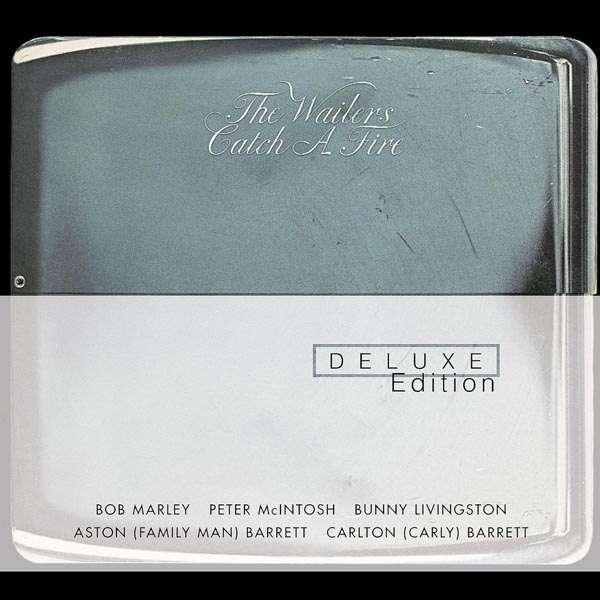 BOB MARLEY & THE WAILERS - Catch A Fire - CD x 2
