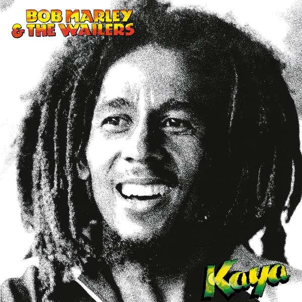 BOB MARLEY & THE WAILERS - Kaya - CD
