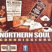 VARIOUS - Northern Soul Connoisseurs - CD