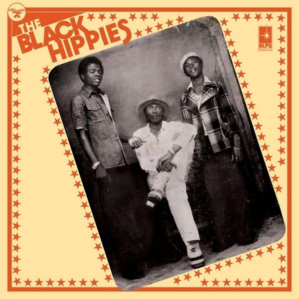 BLACK HIPPIES, THE - The Black Hippies - CD