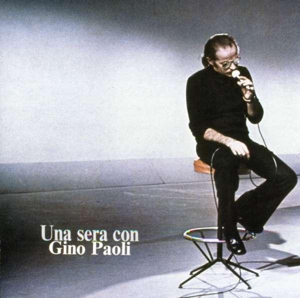 GINO PAOLI - Una Sera Con Gino Paoli - CD