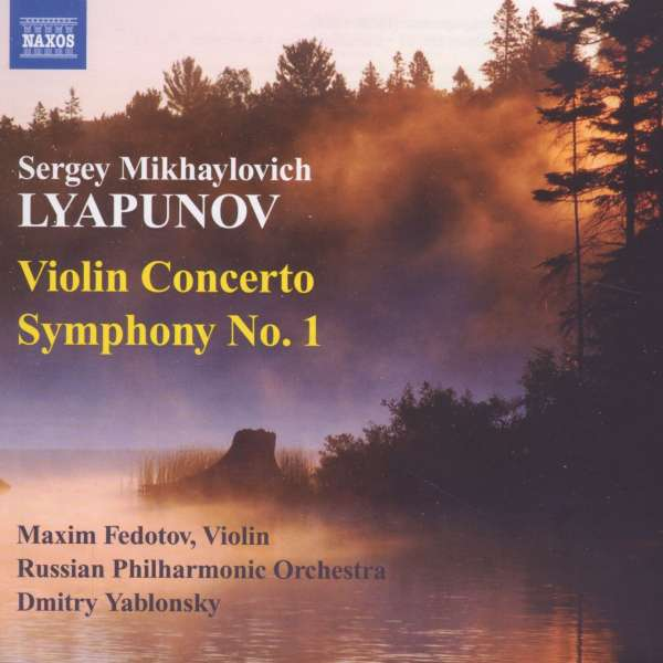 Sergey Mikhaylovich LYAPUNOV (1859 - 1924) 0747313046270
