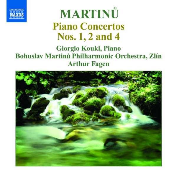 Bohuslav Martinu (1890-1959) 0747313237371