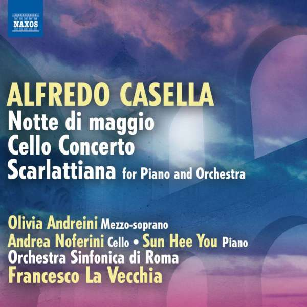 Alfredo CASELLA (1883-1947) 0747313241675