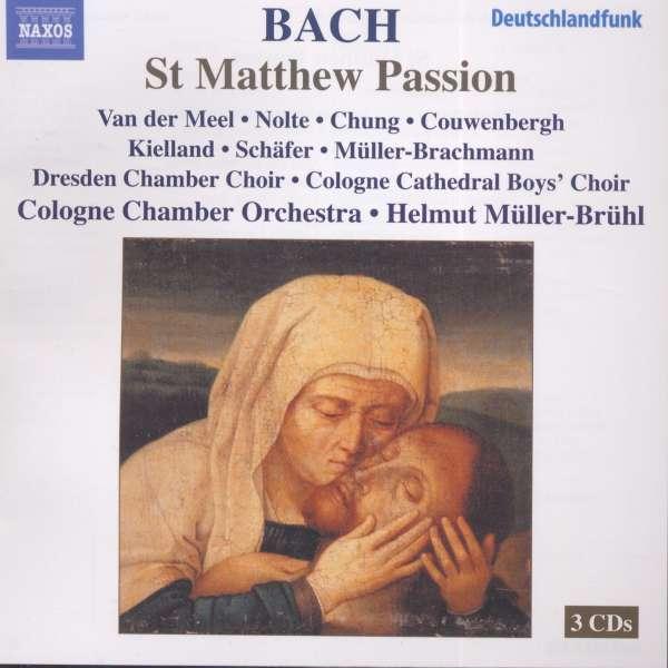 bach - Bach : Passions selon St Jean et St Matthieu - Page 9 0747313261727