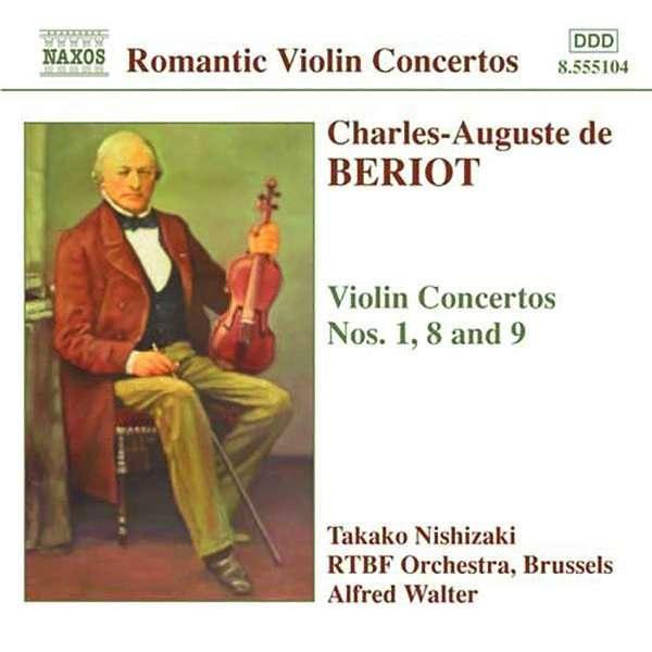 Charles de Bériot (1802-1870) 0747313510429