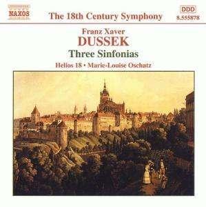 Franz Xaver Dussek (1731 -1799) 0747313587827