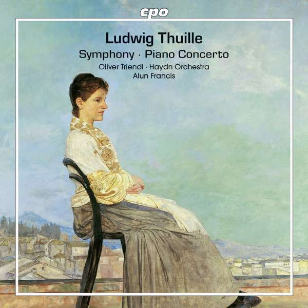 Ludwig Thuille: Symphonie F-Dur