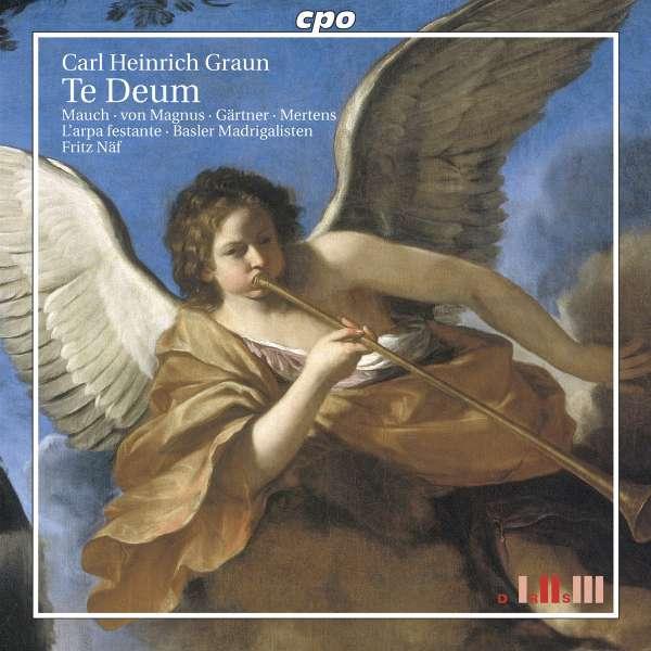 Carl Heinrich GRAUN (1704 - 1759) 0761203715824