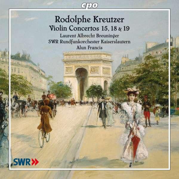 Rodolphe Kreutzer (1766-1831) 0761203718825