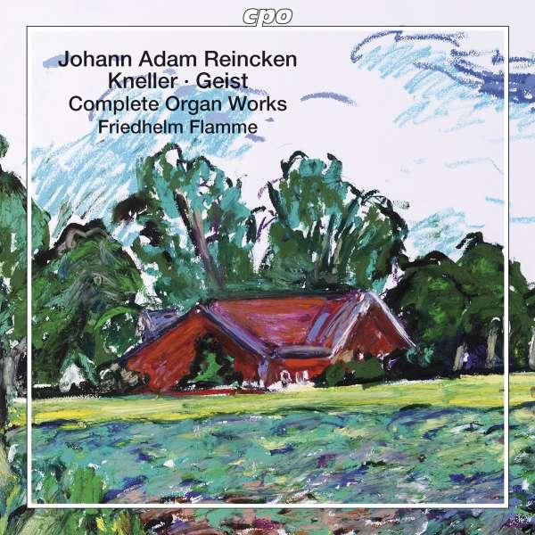 Johann Adam REINCKEN (1643 (?) - 1722) 0761203724628