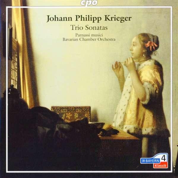 Johann Philipp KRIEGER (1649 1725) 0761203729425