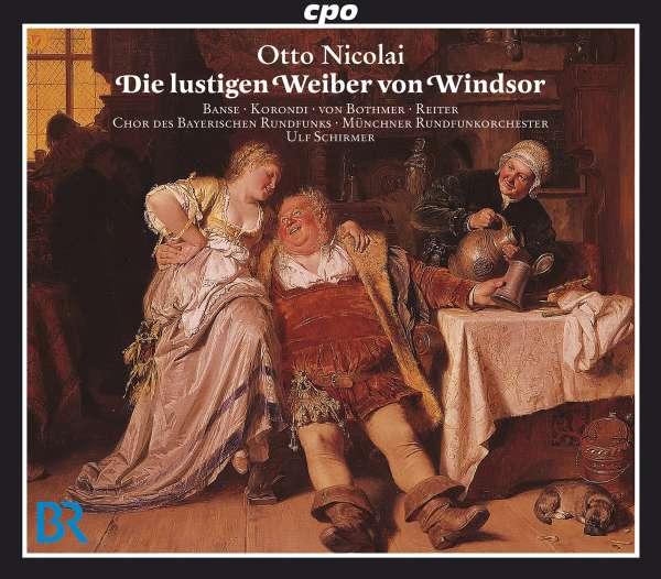 Otto Nicolai-Opéras 0761203731725