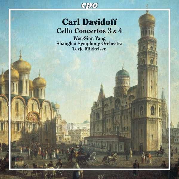 Karl Davidov ou Carl Davidoff (1838-1889) 0761203743223