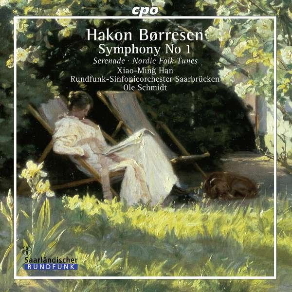 Hakon Börresen: Symphonie Nr. 1
