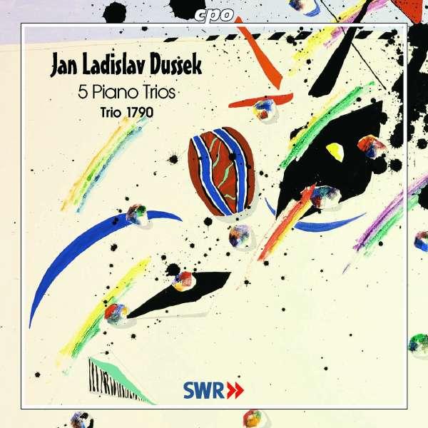 Jan Ladislav Dussek 0761203958320