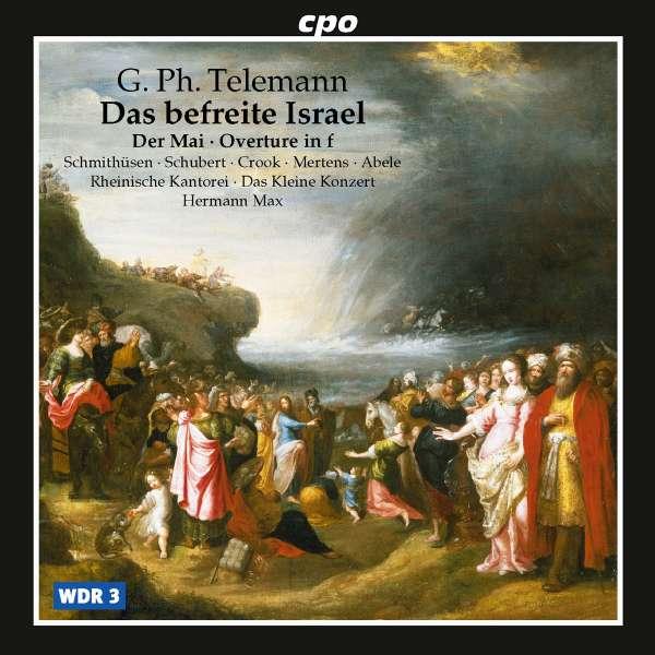 Georg Philipp Telemann (1681-1767) - Page 2 0761203967322