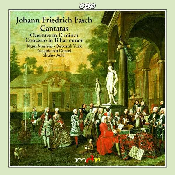 Johann Friedrich FASCH (1688-1758) 0761203967421