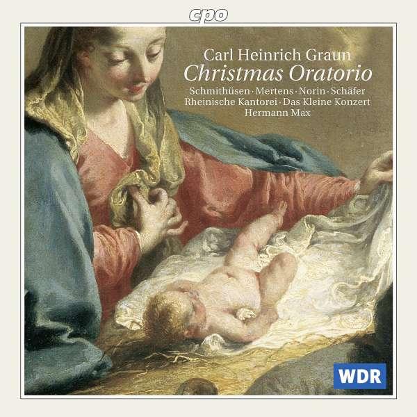 Carl Heinrich GRAUN (1704 - 1759) 0761203970728