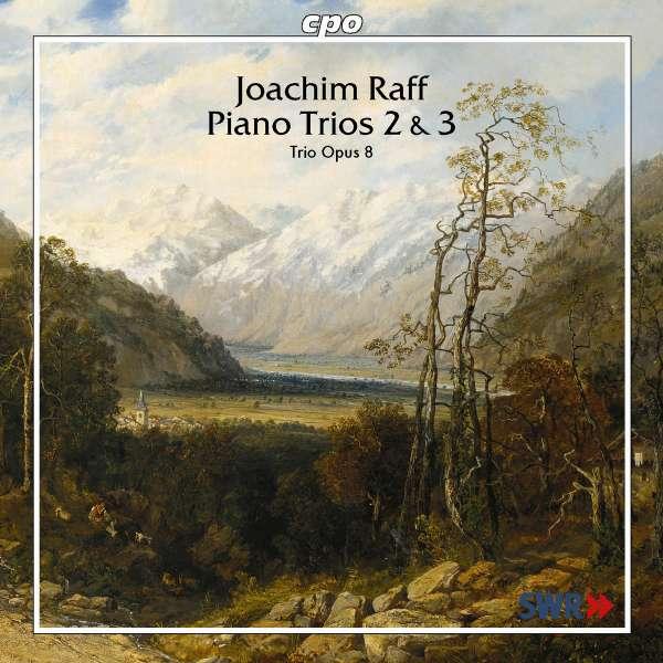 Joseph Joachim Raff 0761203980024