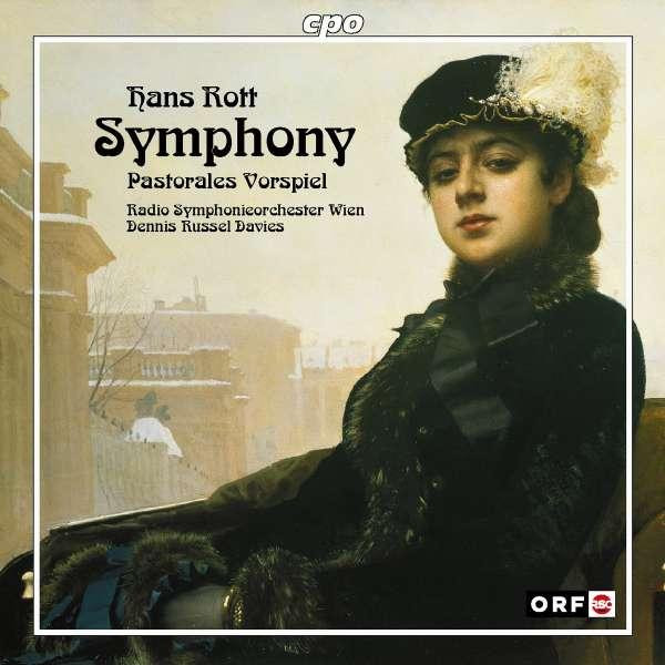 Hans Rott: Symphonie E-dur