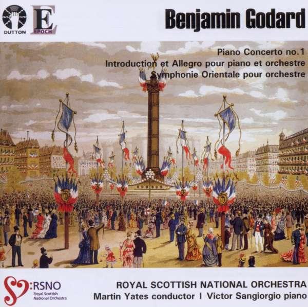 Benjamin Godard (1849-1895) 0765387727420