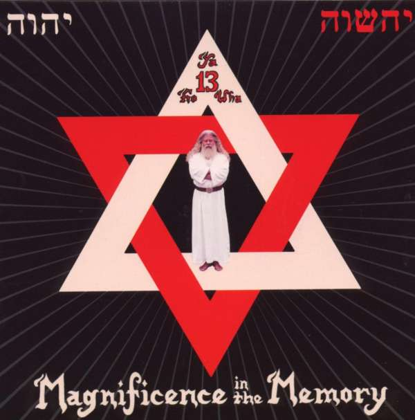 YAHOWHA 13 - Magnificence In The Memory - CD